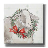 'Modern Farmhouse XIII Christmas' by Anne Tavoletti, Canvas Wall Art