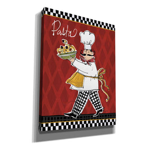 'Chefs on the Go I' by Anne Tavoletti, Giclee Canvas Wall Art