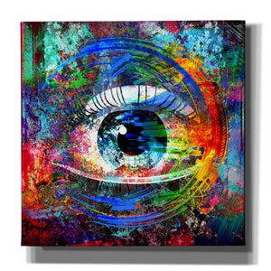'Big Brother' Canvas Wall Art
