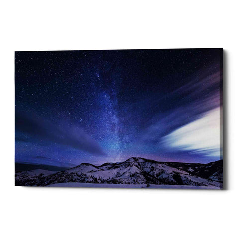"""Andromeda Rising"" by Darren White, Giclee Canvas Wall Art"