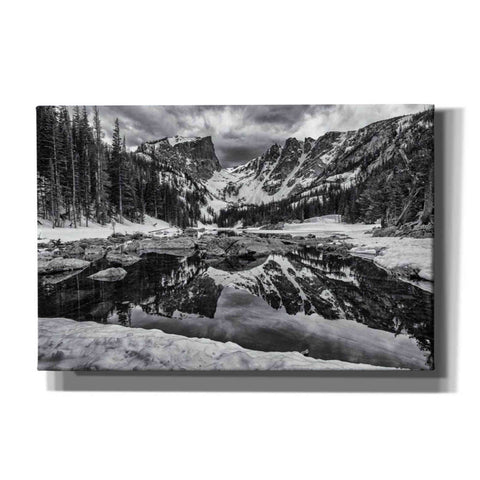 """Dream Lake Morning"" by Darren White, Giclee Canvas Wall Art"