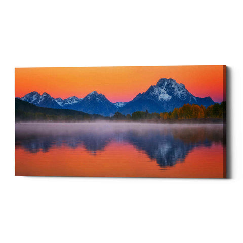 """Majestic Morning Views"" by Darren White, Giclee Canvas Wall Art"