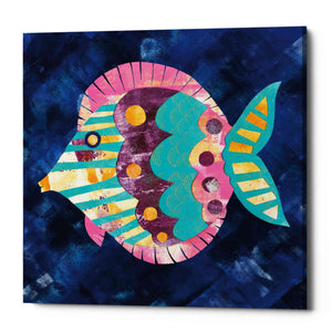 """Boho Reef IV"" by Wild Apple Portfolio, Giclee Canvas Wall Art"