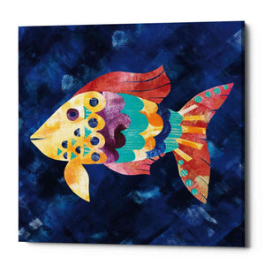 """Boho Reef VI"" by Wild Apple Portfolio, Giclee Canvas Wall Art"