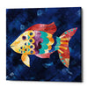 'Boho Reef VI' by Wild Apple Portfolio, Giclee Canvas Wall Art