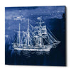 'Sailing Ships III' by Wild Apple Portfolio, Giclee Canvas Wall Art