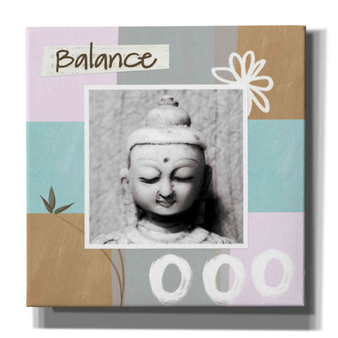 'Balance' by Linda Woods, Canvas Wall Art