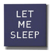 'Let Me Sleep' by Linda Woods, Canvas Wall Art