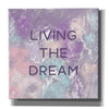 'Living The Dream' by Linda Woods, Canvas Wall Art