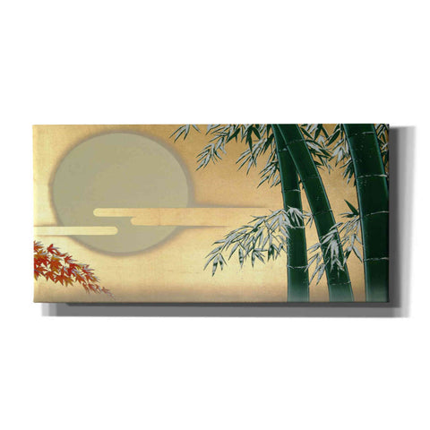 Image of 'Bamboo' by Zigen Tanabe, Giclee Canvas Wall Art