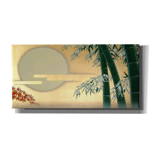 'Bamboo' by Zigen Tanabe, Giclee Canvas Wall Art