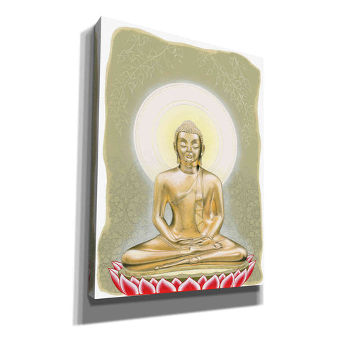 Image of 'Buddha' by Zigen Tanabe, Giclee Canvas Wall Art
