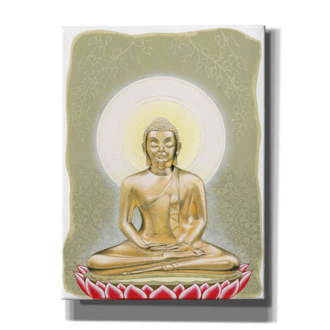 'Buddha' by Zigen Tanabe, Giclee Canvas Wall Art