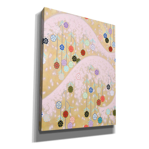 'Cherry Mountain' by Zigen Tanabe, Giclee Canvas Wall Art