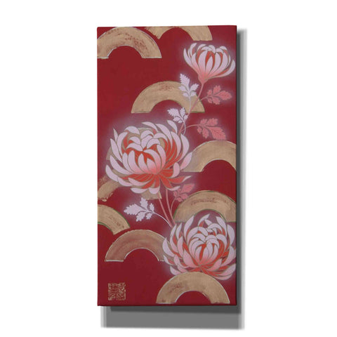Image of 'Chrysanthemum I' by Zigen Tanabe, Giclee Canvas Wall Art