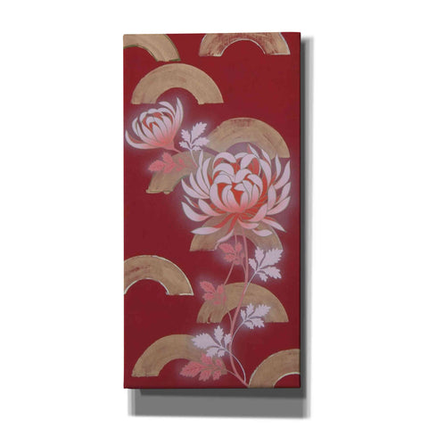 Image of 'Chrysanthemum II' by Zigen Tanabe, Giclee Canvas Wall Art