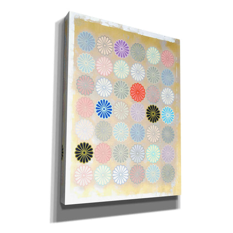 Image of 'Chrysanthemum Mark' by Zigen Tanabe, Giclee Canvas Wall Art