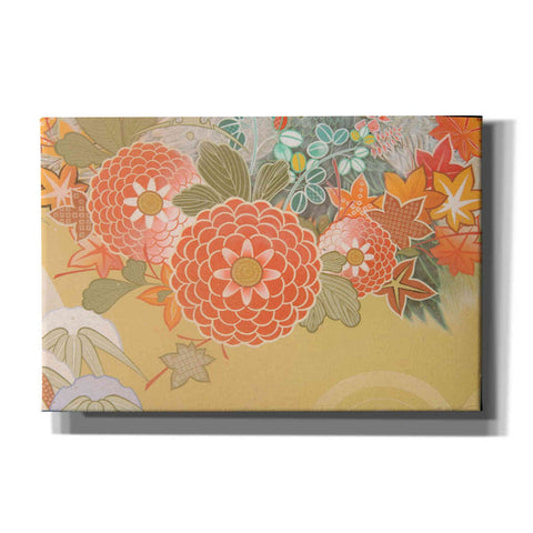 Image of 'Fukaaki' by Zigen Tanabe, Giclee Canvas Wall Art