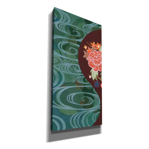 Image of 'Running Water I' by Zigen Tanabe, Canvas Wall Art