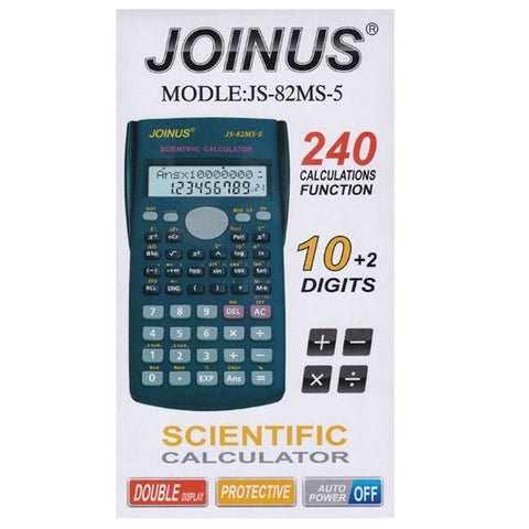 Calculatrice Joinus 82 MS Simple