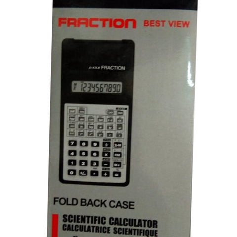 Calculatrice Casio P.M FX-82 LB