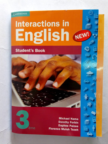 Interaction in english 3e