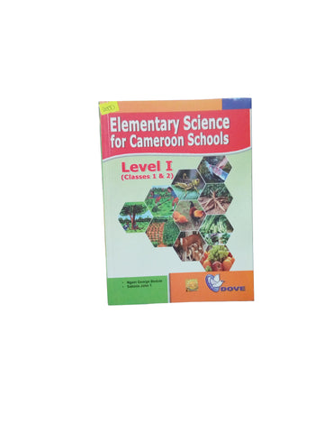 Elementary Science for Cameroon Schools 1