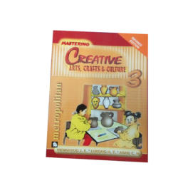 Mastering creative arts, crafts and culture 3