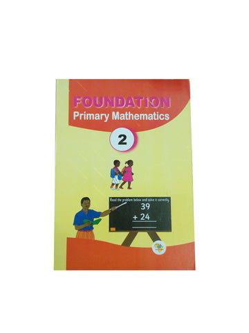 Foundation Primary Mathematics 2