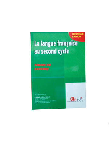 Langue Française au Second Cycle 2nd