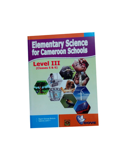 Elementary Science for Cameroon Schools 3