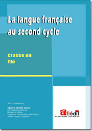Langue Française au Second Cycle Tle