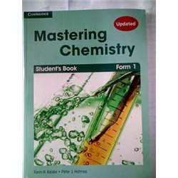 Mastering Chemistry | Level Form 1