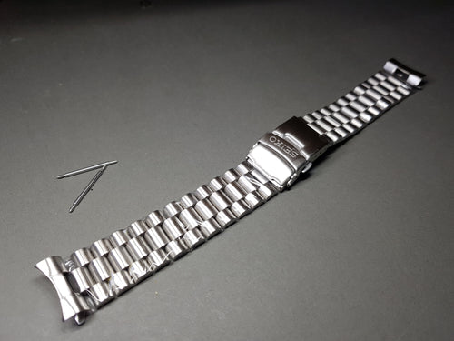 22mm stainless steel bracelet seiko watches 7s26-0020 models Skx007k2 , Skx009k2 Skx007 Skx009 Skx399 7002-7000 6309-729