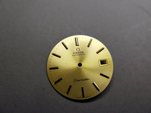 Gents omega seamaster automatic  watch  dial vinatge 1970s omega watch parts 1010 1012 1020 1022 movement omega watch FAST SHIPPING on sale