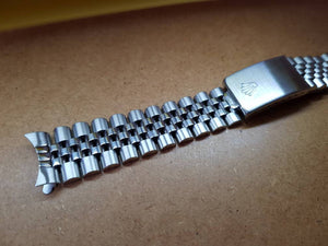 17mm jubilee oyester stainless steel bracelet for rolex watches Replacement strap For Rolex watches  FAST SHIPPING on sale