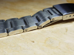 20mm oyester stainless steel bracelet for rolex watches Replacement strap For Rolex watches( FAST SHIPPING ) on sale