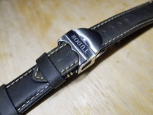 Load image into Gallery viewer, 20mm Tudor stainless steel Deployment strap handmade premium high quality leather  strap watches band bracelet on  on sale