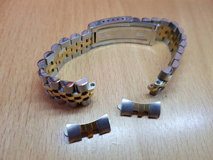 20mm jubilee oyester twotone bracelet for rolex watches Replacement strap For Rolex watches  FAST SHIPPING on  on sale