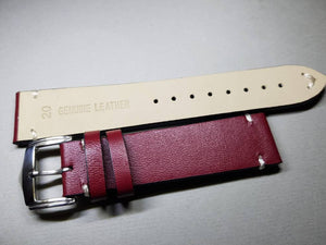 20mm - 22mm mm high quality genuine leather strap for luxury watches omega rolex tag heuer rolex longines king Seiko hamilton rado watches