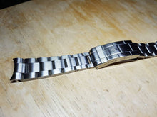 Load image into Gallery viewer, 20mm High Quality 316L Folded Link Replacement Oyester Bracelet Made For Rolex watch FAST SHIPPING on sale