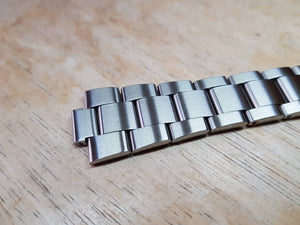 vintage omega 9.30mm lug bracelet Omega bracelets numbers 1181/184 1186/215, 1189/191 and 1198/195 on sale