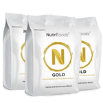 Nutrifoodz Gold - 3 Pack (15% korting)
