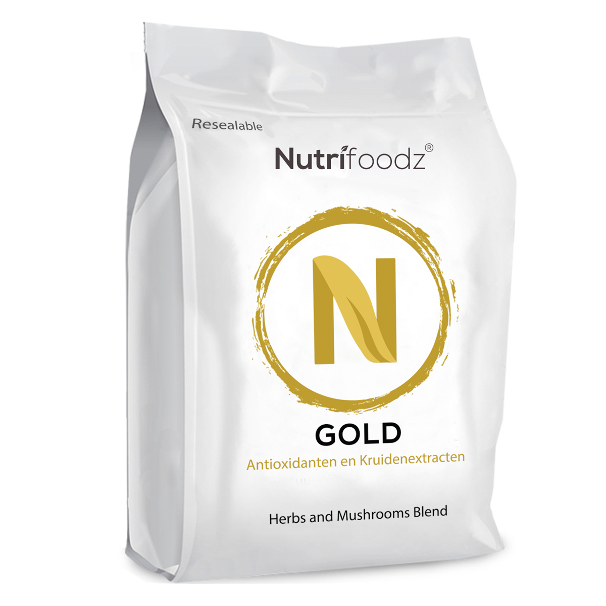 Nutrifoodz Gold - 3 Pack (15% korting) nutrition