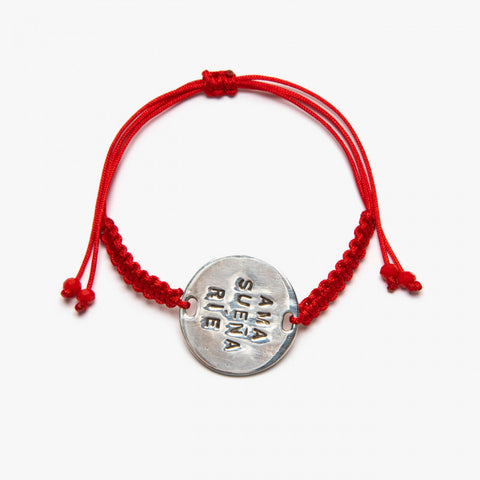 Pulsera Wishes Plata