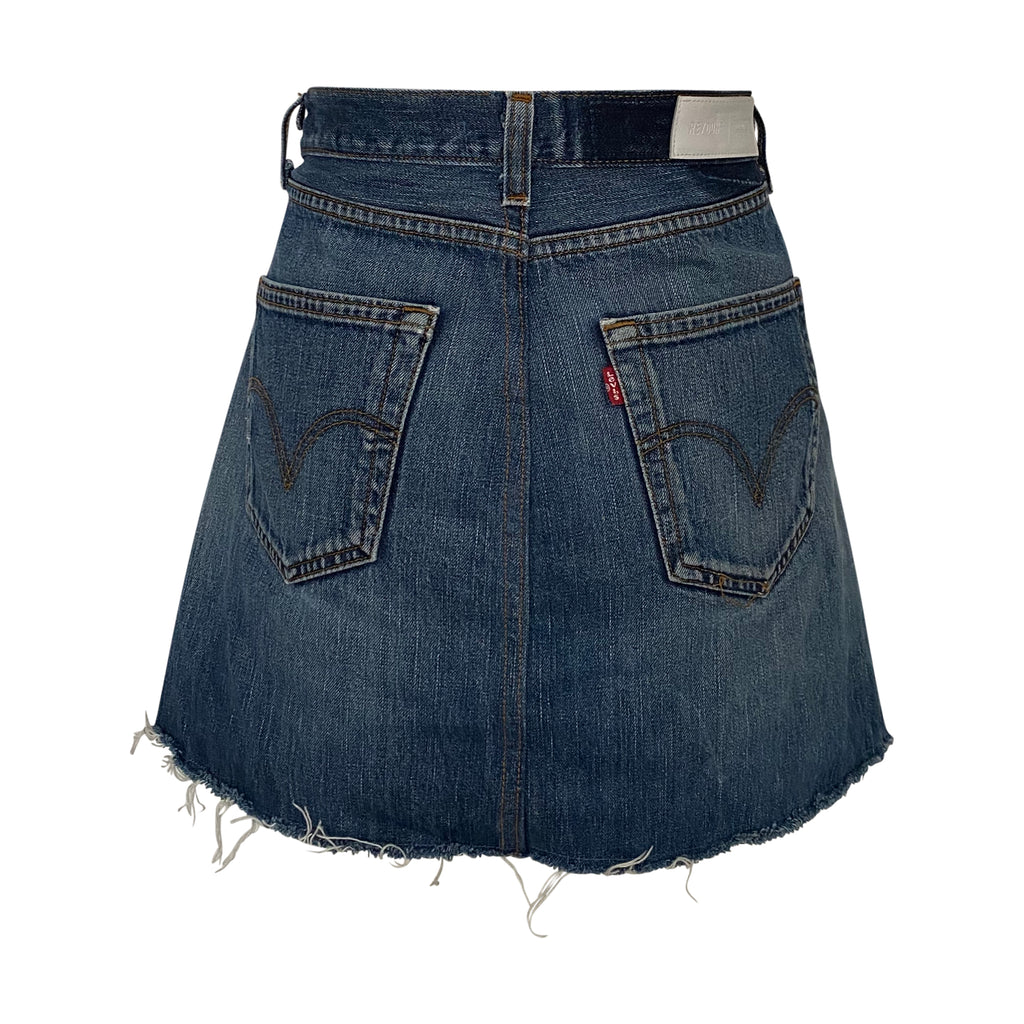 RE/DONE Levi's Skirt