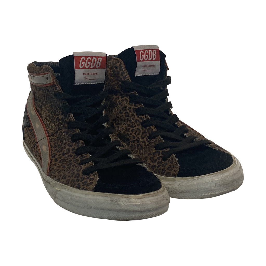 Golden Goose Hi Top Sneaker