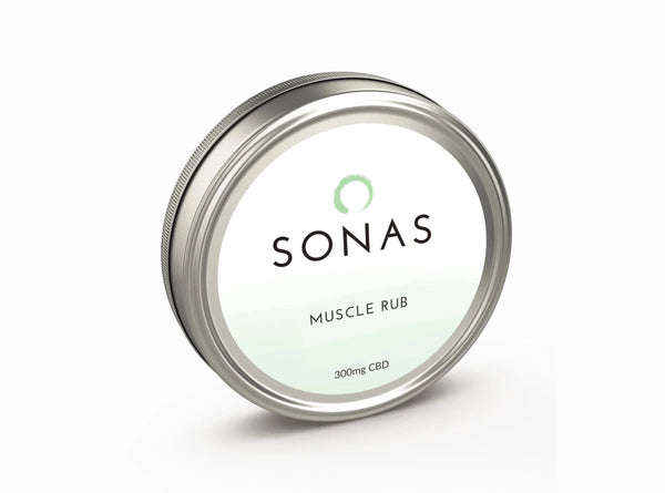 Muscle Rub - 300mg - 60ml - Sonas