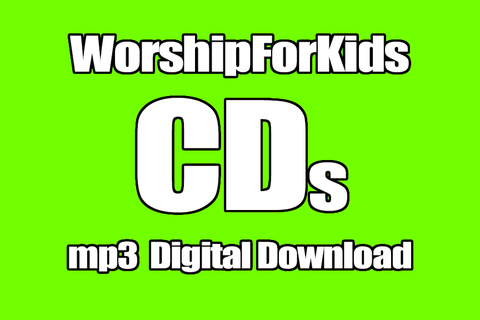 WorshipForKids CD mp3 Digital Download