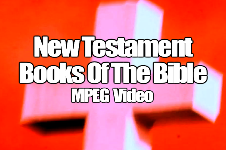 New Testament Books of the Bible Video